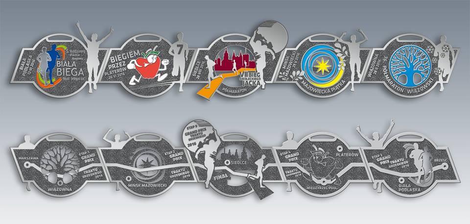 medale 2016