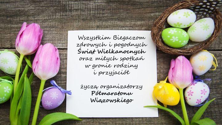 życzenia Wielkanoc Półmaraton1