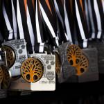 Tegoroczne medale/Fot: M.Sosnowska